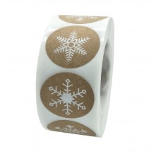 Kerststicker craft