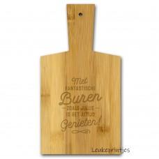 Borrelplank Buren