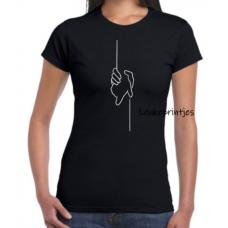 T-Shirt Handen