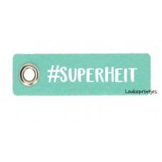 Sleutelhanger #superheit