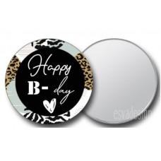 Happy B-Day groen